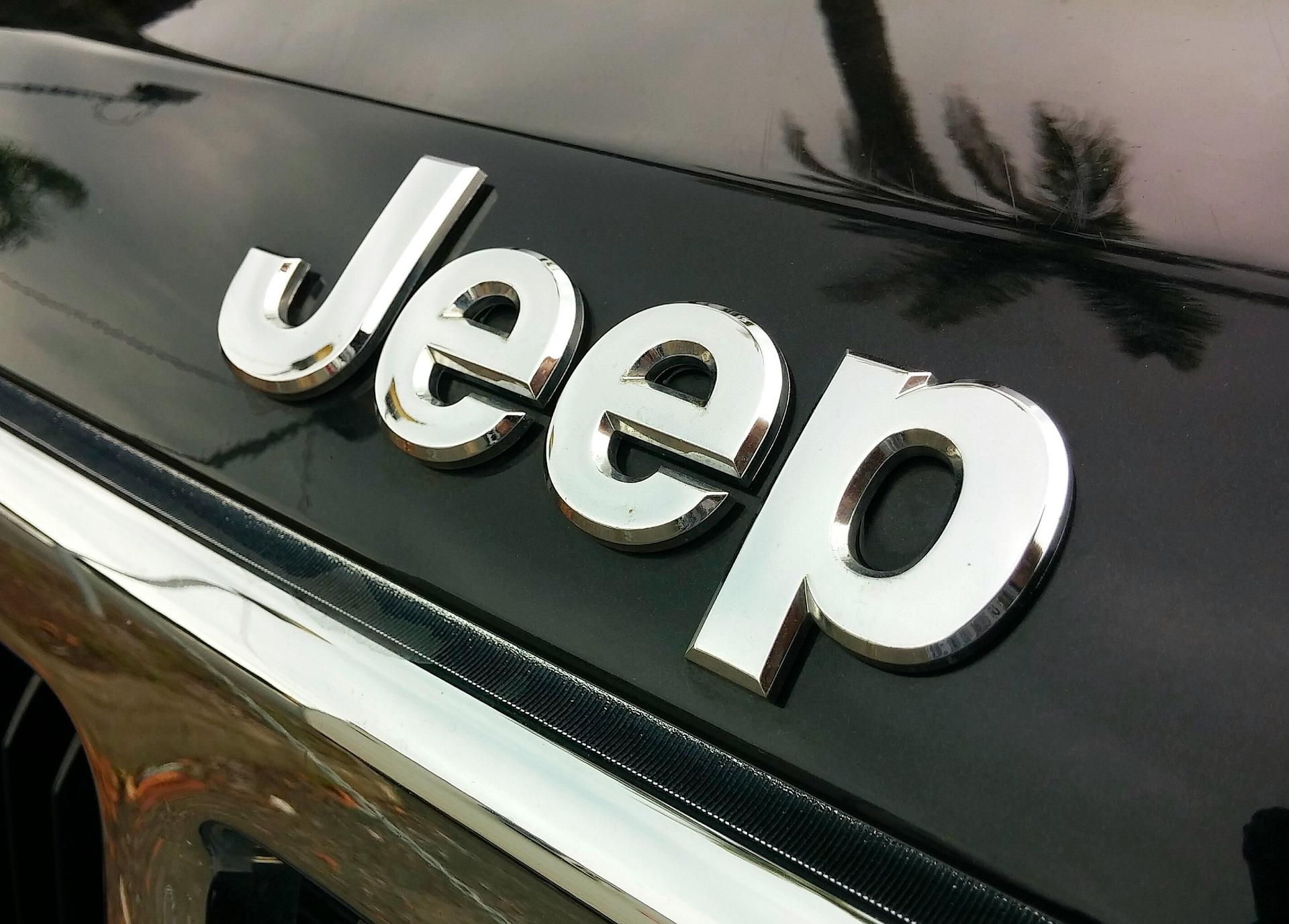 pieces jeep