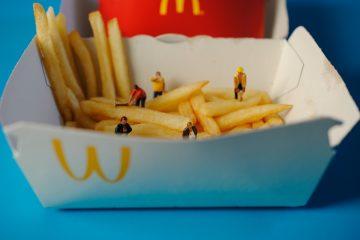 Boîte frites